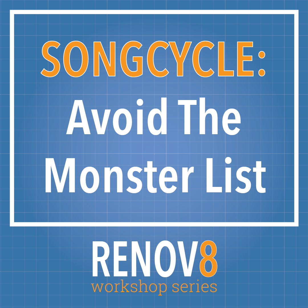 RENOV8 product icon-avoid monster list